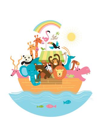 Arca de Noé Póster en AllPosters.es
