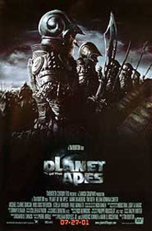Planet Of The Apes 2001 Photo