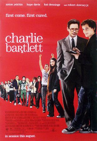 Charlie Bartlett Posters