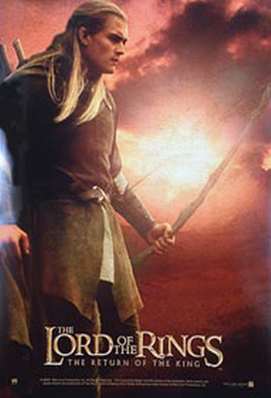 The Lord Of The Rings: The Return of the King Posters