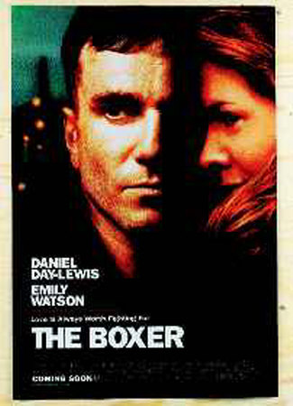 The Boxer Posters