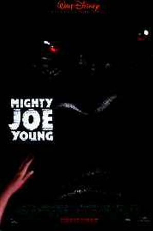 Mighty Joe Young Original Poster