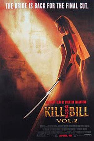 Kill Bill Vol. 2 Prints