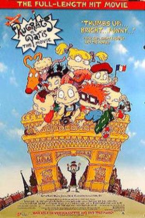 Rugrats In Paris Posters