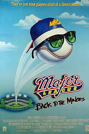 Major League: Back To The Minors Poster