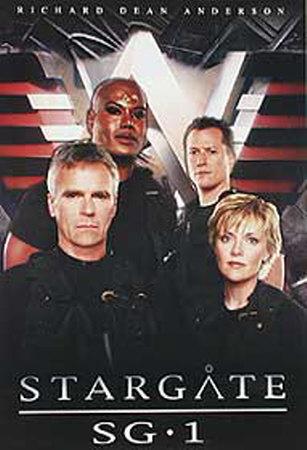Stargate Sg-1 Posters