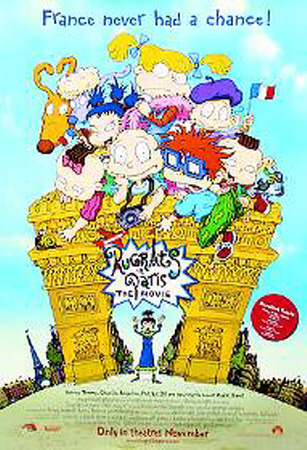 Rugrats In Paris Print