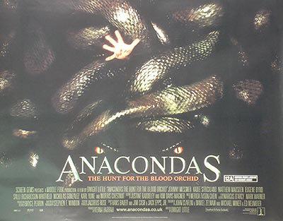 Anacondas Posters