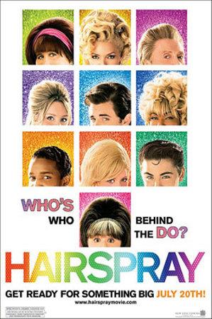 Hairspray Print