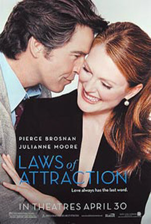 Laws of Attraction Originalposter