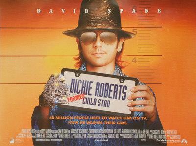 Dickie Roberts - tidligere barnestjerne Plakater