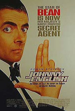 Johnny English Prints