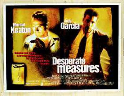 Desperate Measures Posters