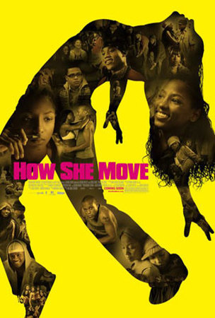 How She Move Doppelseitiges Poster