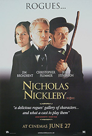 Nicholas nickleby orijinal poster