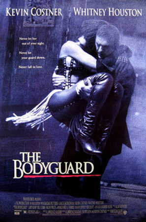 The Bodyguard Double-sided poster