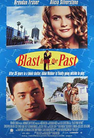Blast From The Past Poster