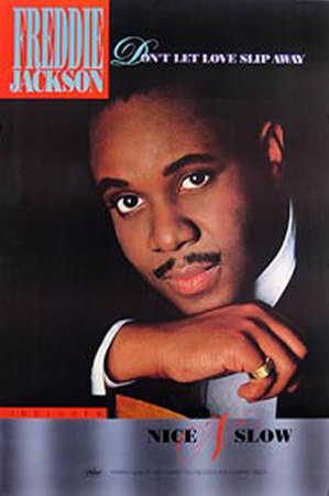 Freddie Jackson Posters