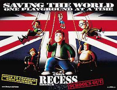 Recess Posters