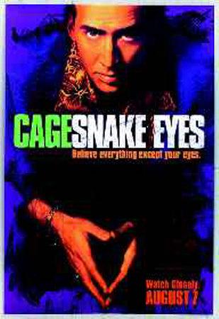 Snake Eyes Prints