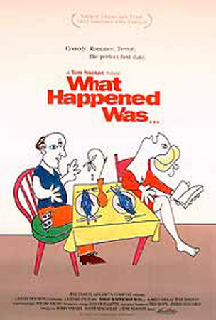 What Happened Was Pster original