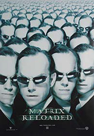 The Matrix Reloaded Prints