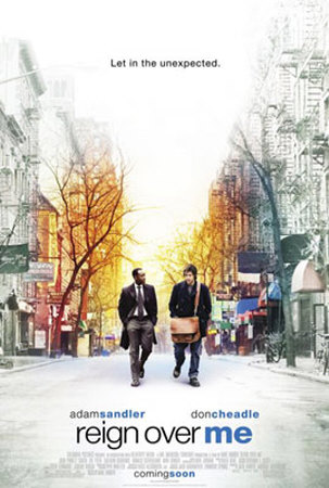 Reign Over Me Original Poster