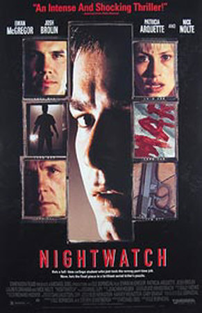 Nightwatch Póster original