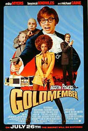 Goldmember Original Poster