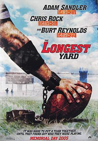 The Longest Yard Originalposter