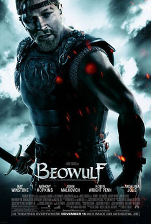 Beowulf Pster de dos caras