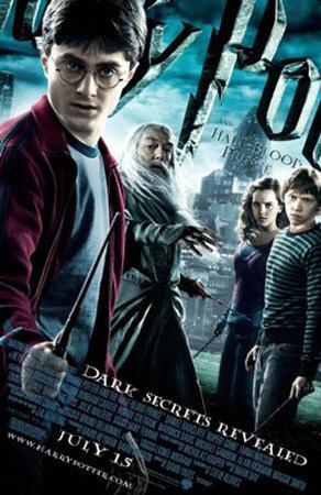 Harry Potter y el misterio del príncipe|Harry Potter and the Half-Blood Prince Pósters