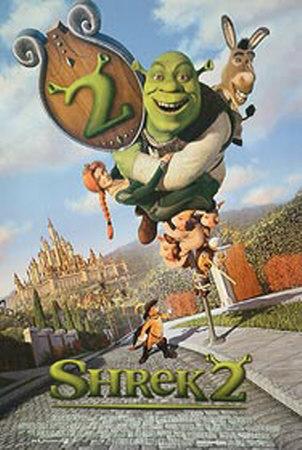 Shrek 2 Prints