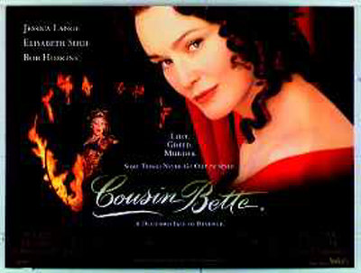 Cousin Bette Posters