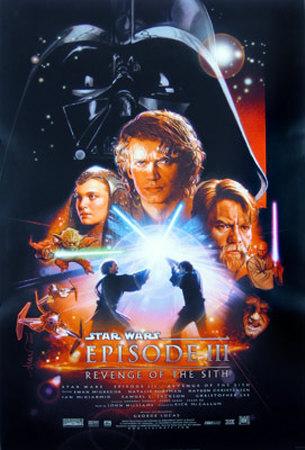 Star Wars: Episode 3 Poster