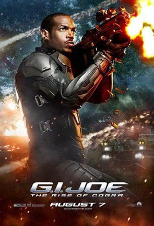 G.I. Joe The Rise Of Cobra Posters