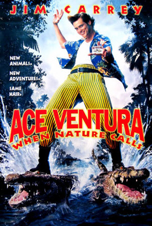 Ace Ventura - When Nature Calls Pster original