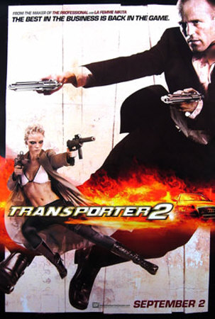 Transporter 2 Posters
