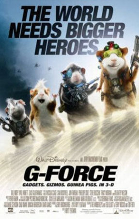 G-Force Posters