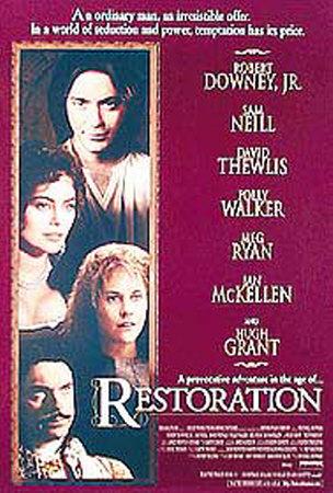 Restoration Posters