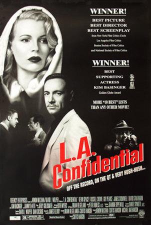 L.A. Confidential Láminas