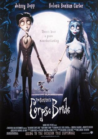 La novia cadáver Lámina