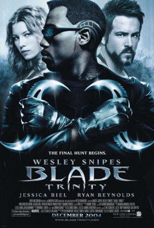 Blade Trinity Prints
