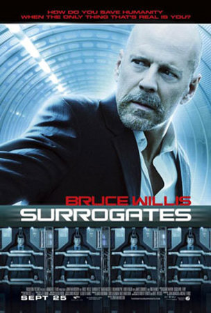 Surrogates Double-sided poster
