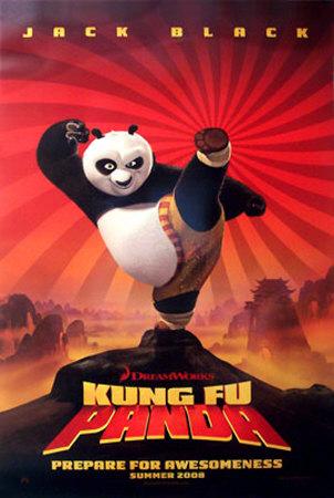Kung Fu Panda Láminas