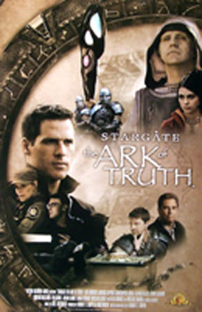 Stargate: The Ark Of Truth Posters