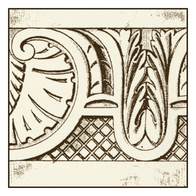 Sepia Detail I Prints