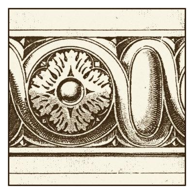 Sepia Detail V Prints