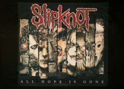Slipknot All Hope is Gone Posters