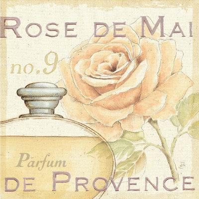 Fleurs and Parfum I Prints by Daphne Brissonnet